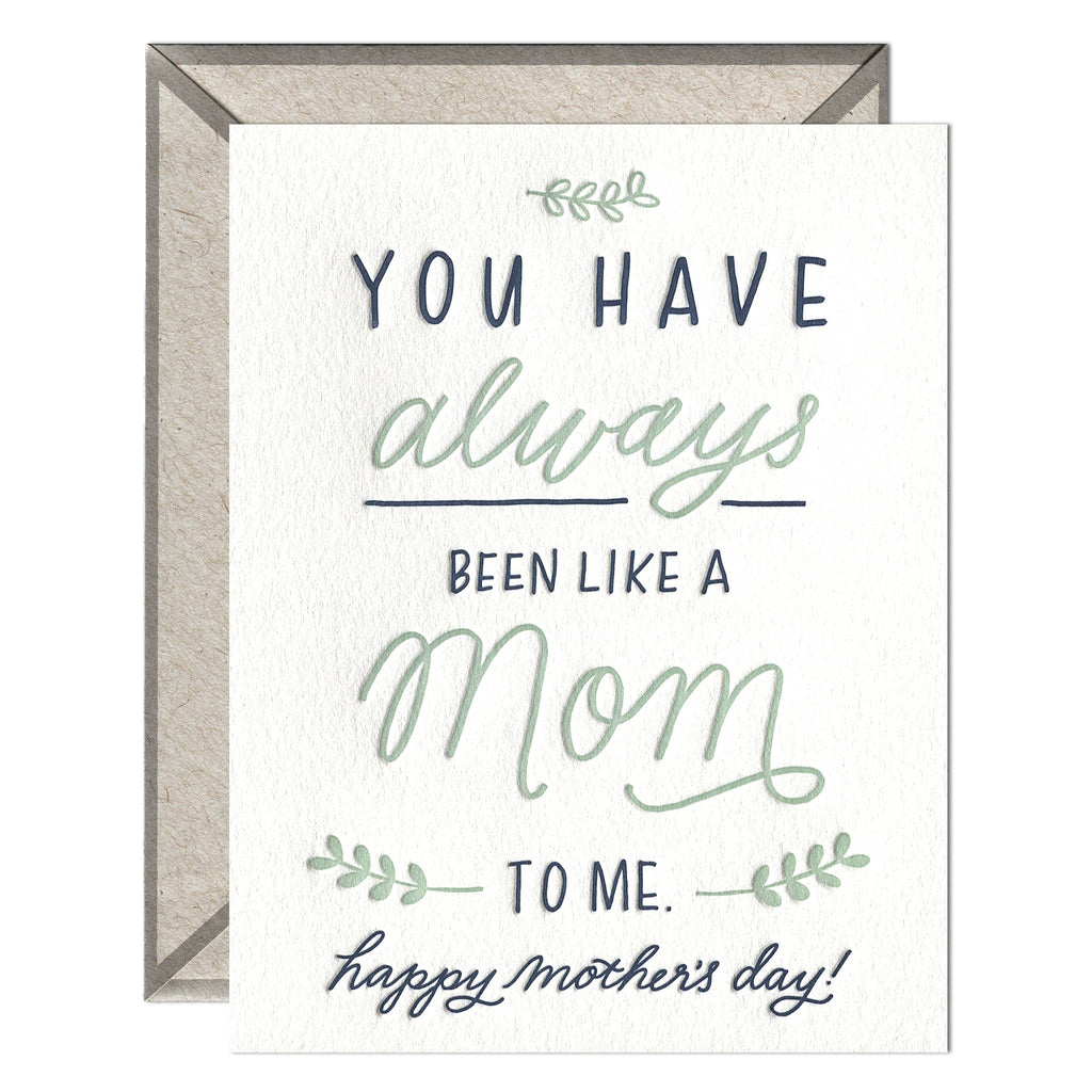 Like a Mom Mother's Day - Card