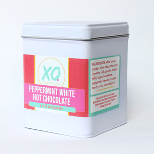 Peppermint White Hot Cocoa Mix