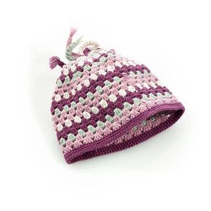 Fair Trade Crochet Baby Hat