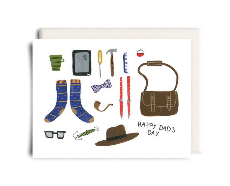 Happy Dad's Day | Father's Day Card