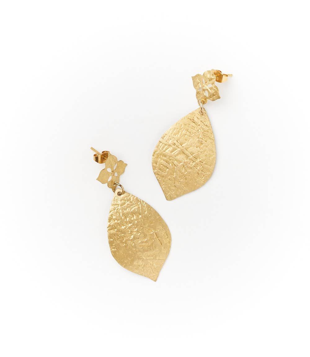 Kalyani Medallion Earrings