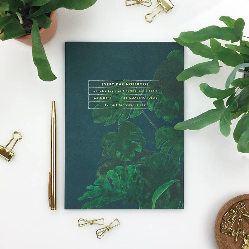Monstera Journal