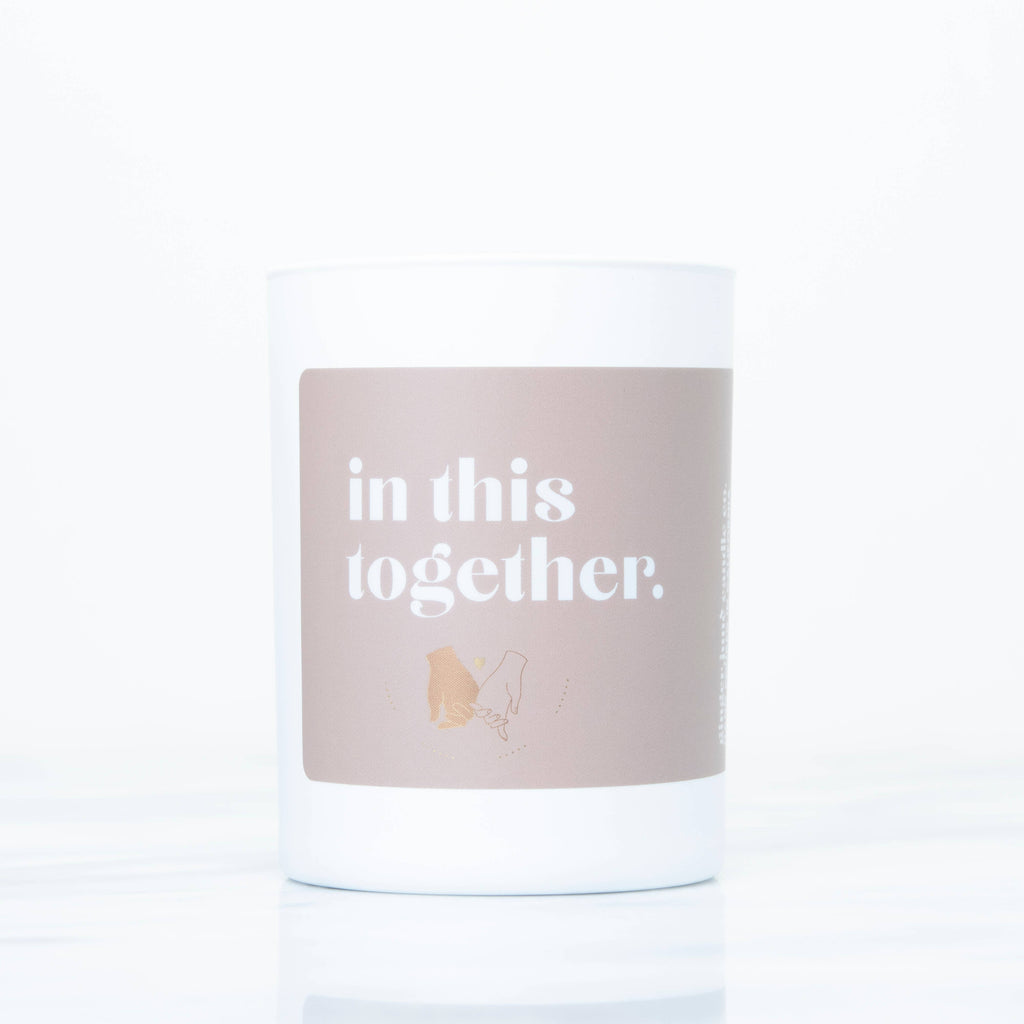 In This Together Candle