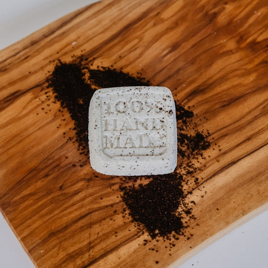 Mini Coffee Bath Bomb - Vegan