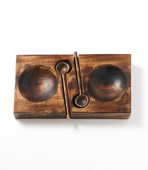 Mango Wood Hosting Tray