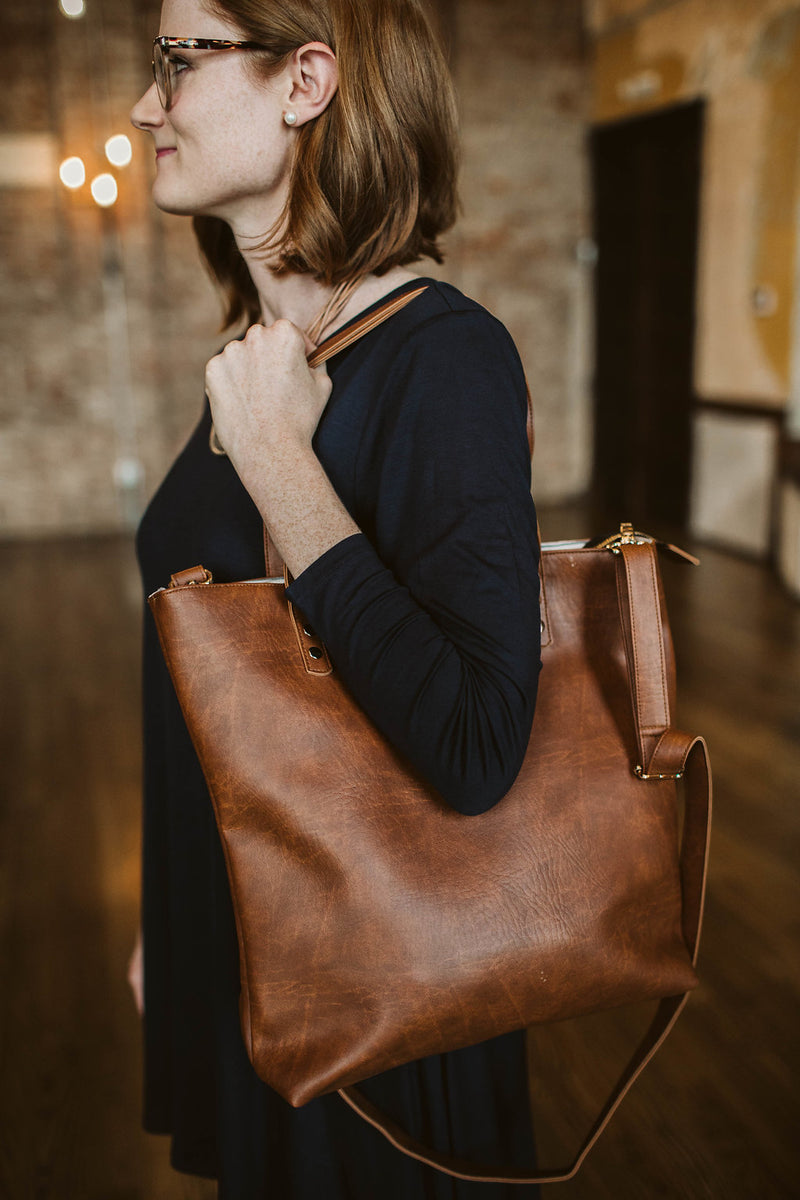 Lara Handbag - Brown