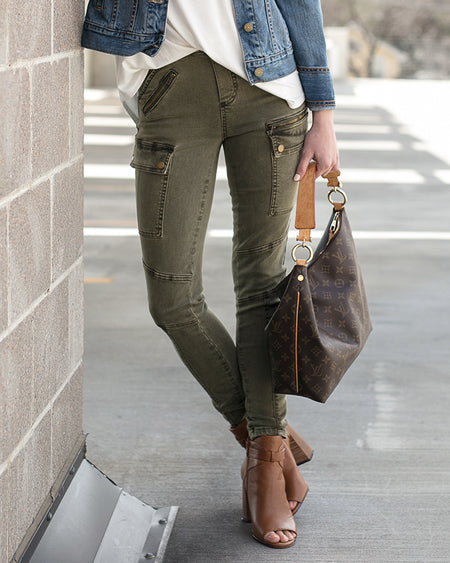 Perfect Cargo Denim