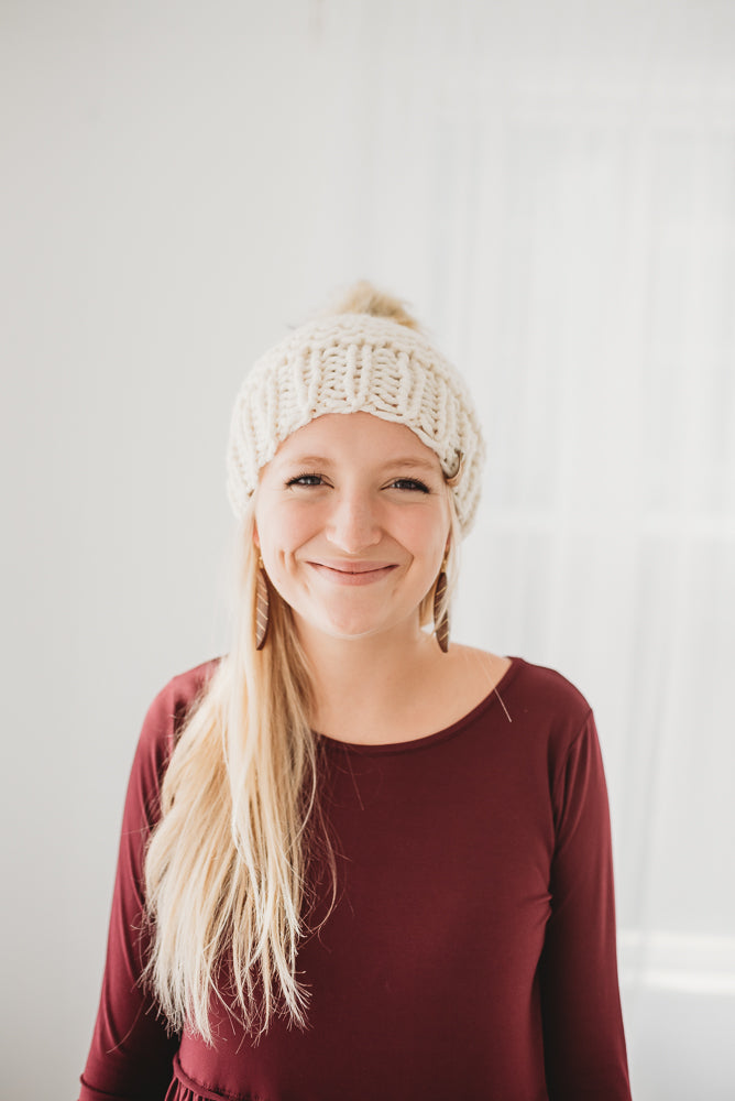 USA Made Soft + Light Knit Beanie