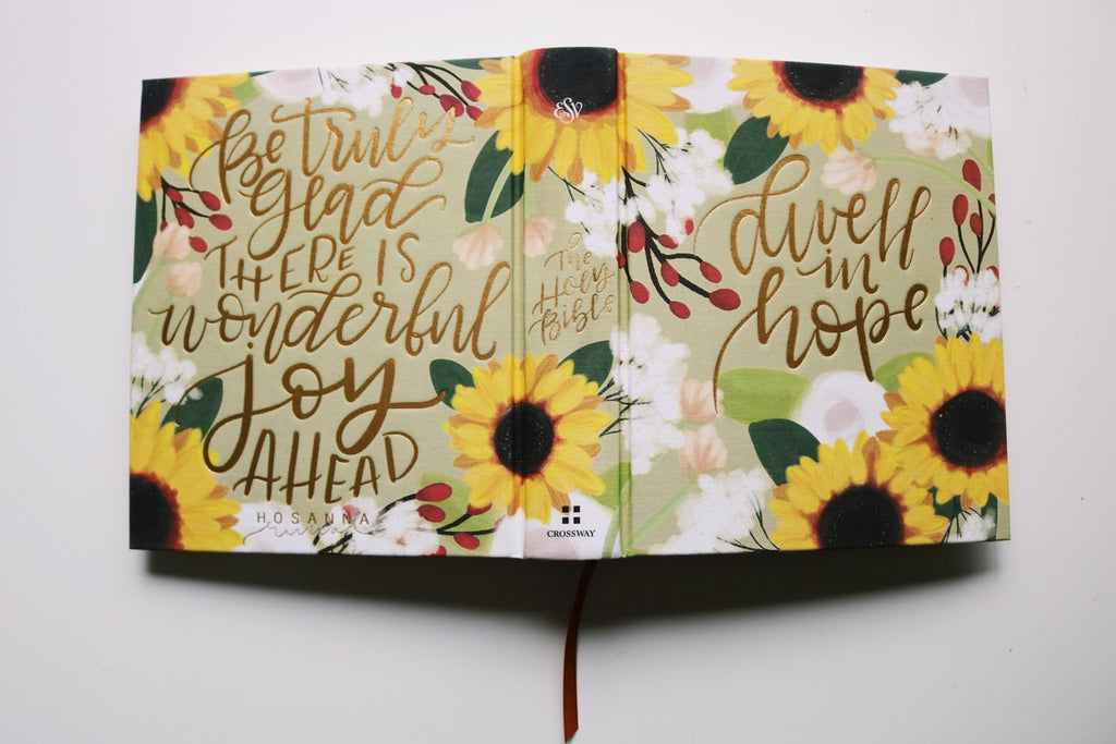 ESV Dwell in Hope Bible