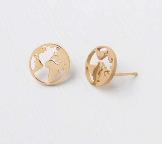 Golden World Studs