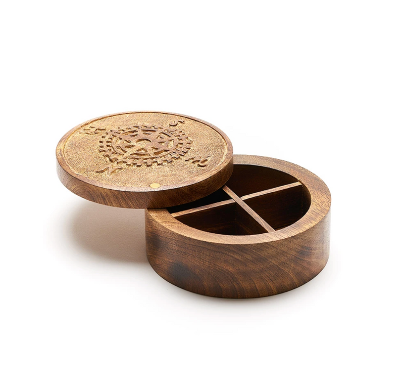 Compass Pivot Keepsake Box