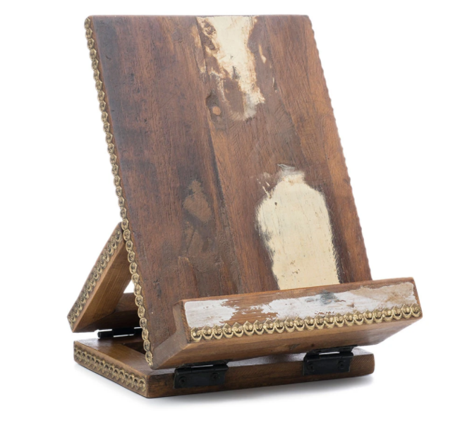 Reclaimed Puri Cookbook + Tablet Stand