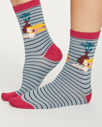 Reader Sock Quad Gift Box
