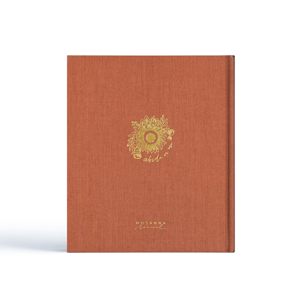 Golden Sunflower ESV Bible