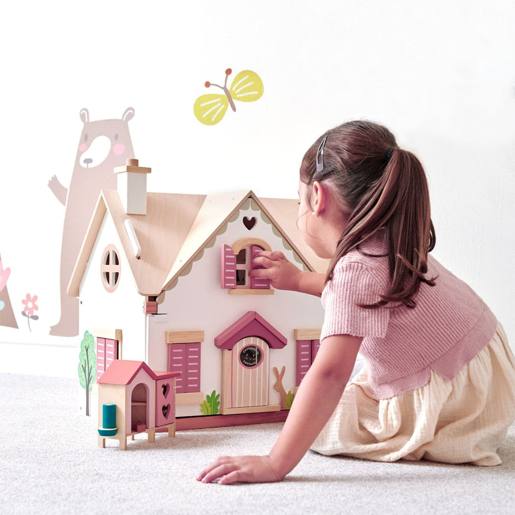 Pink Doll Cottage