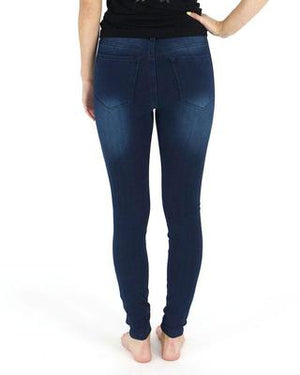 Indigo Perfect Flex Denim