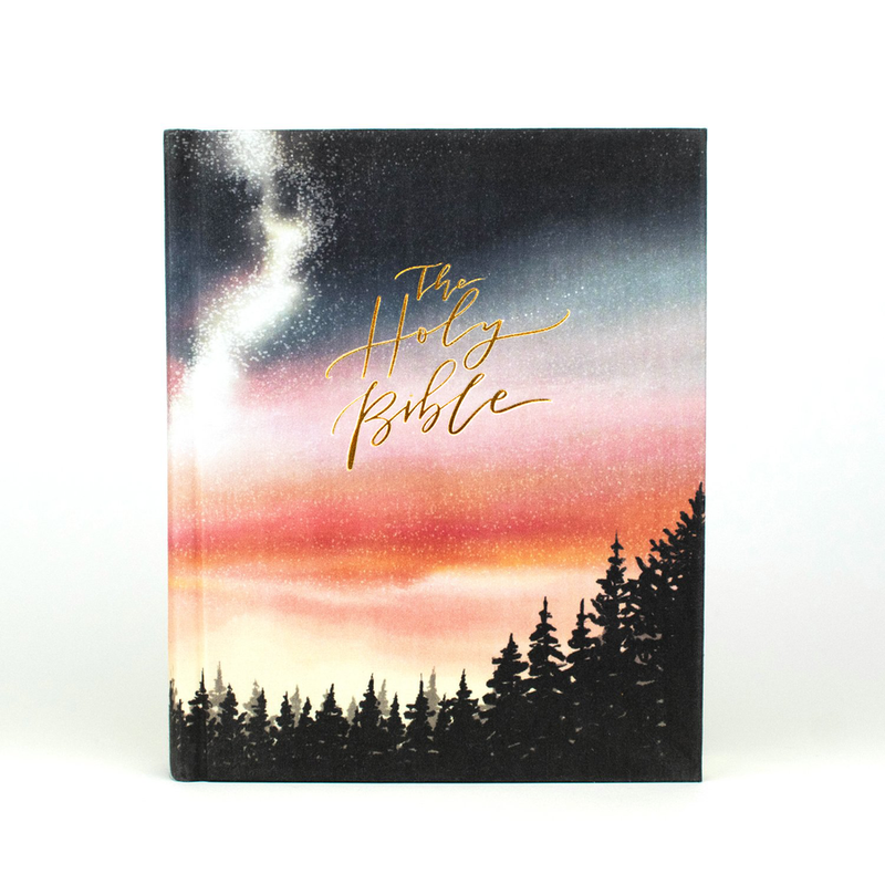 NKJV Sunset Bible