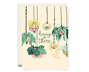 Hang in There | Encouragement Card