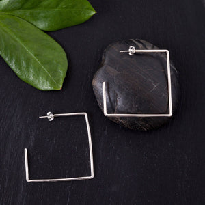 Cube Earrings