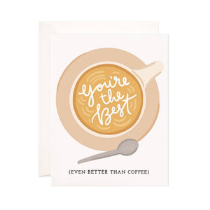 Best Coffee Card