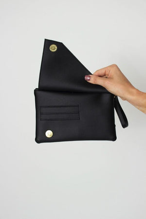 Vegan Colette Slot Clutch