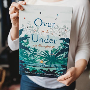 Over and Under Rainforest Book