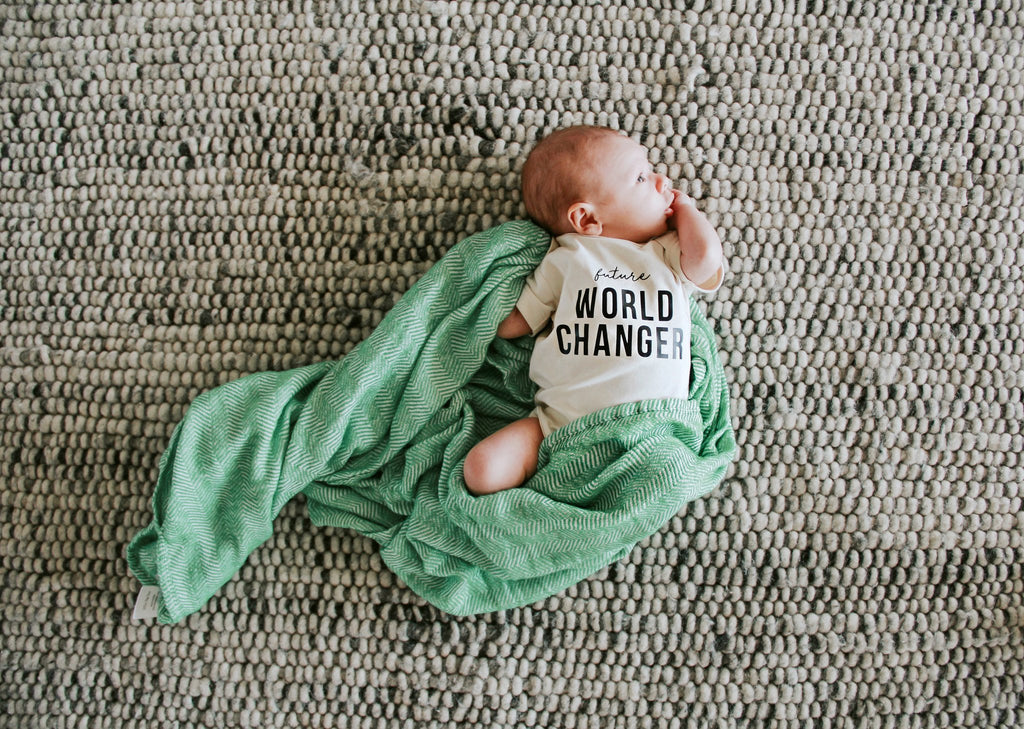 Future World Changer Onesie