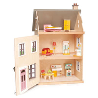 Fox Villa - 3 Story Dollhouse