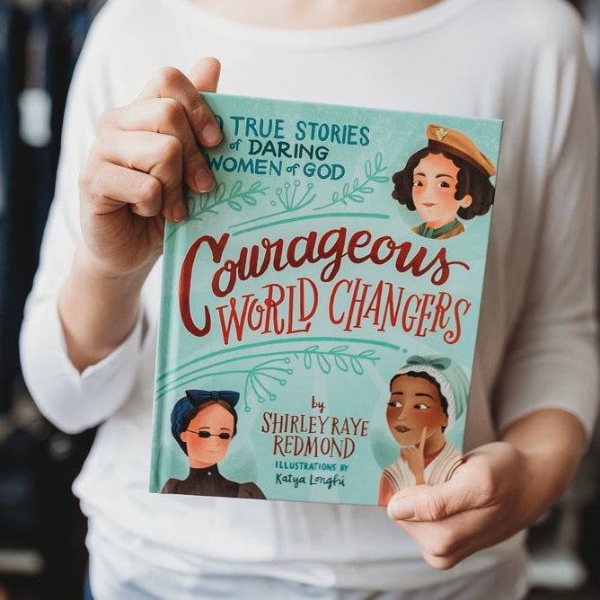 Courageous World Changers Book