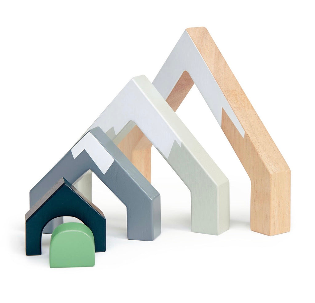Mountain Arch Wooden Toy