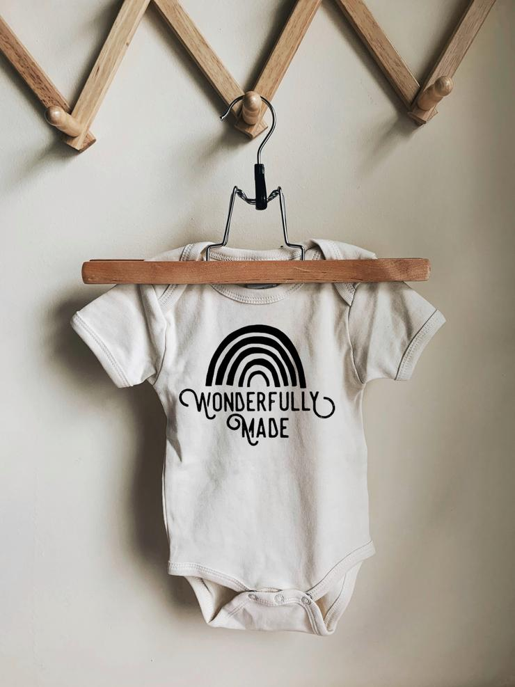 Wonderfully Made Onesie