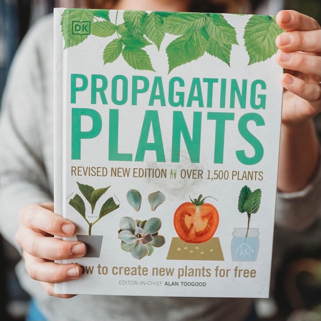 Propagating Plants Book