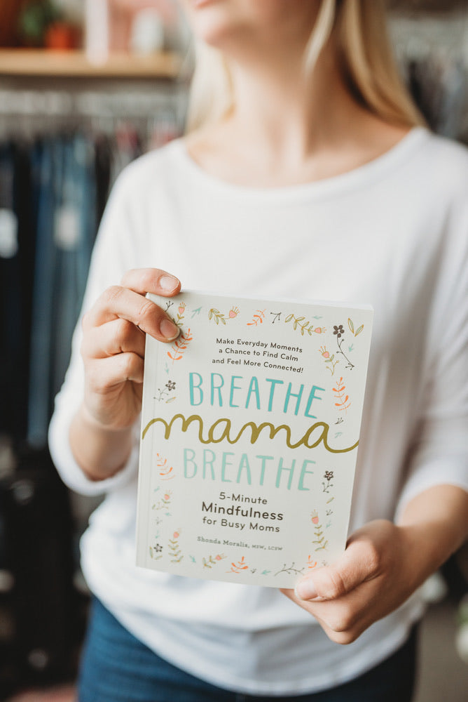 Breathe Mama Breathe Book