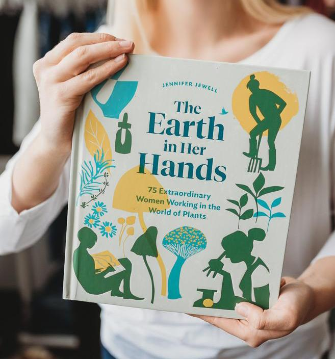 The Earth in Her Hands Book