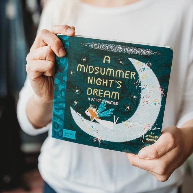 Midsummer Night's Dream Board Book