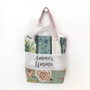 1 Medium Shopper Tote Bag