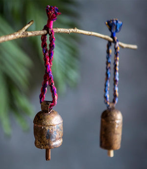 Fair Trade Jolly Bell Ornament