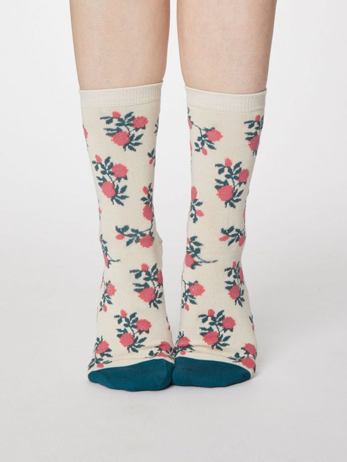 Marie Antoinette Bamboo + Organic Cotton Sock Trio