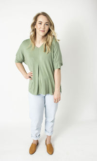 Vineyard Green Eloria Tee