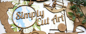 Hello & Welcome to Simply Cut Art