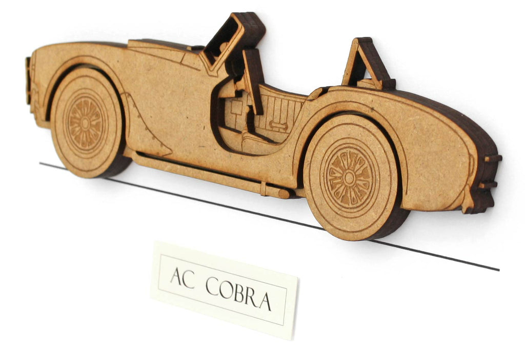 AC Cobra art gift