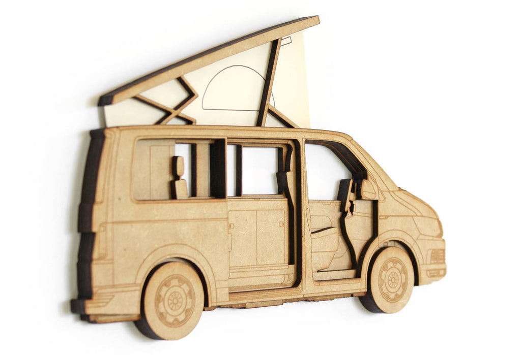 VW T6 California art gift