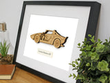 Lancia Stratos gift, automotive art