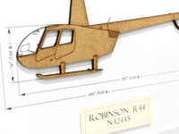 Robinson R44 helicopter gift