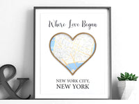 Where Love Began home decor