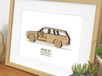 Datsun 510 Wagon art