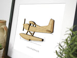 Cessna 185 seaplane gifts