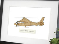 Eurocopter AS365 N2 helicopter gifts