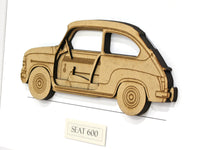 Seat 600 automotive art