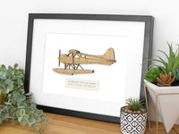 De Havilland Beaver floatplane gifts